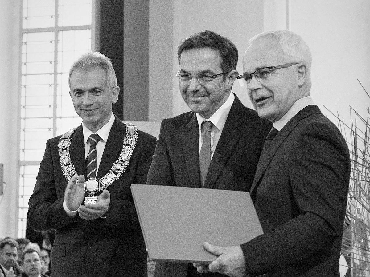 Navid Kermani Peace Prize Of The German Book Trade